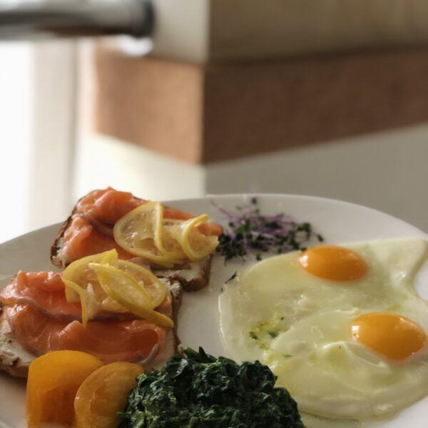 Комплексний сніданок